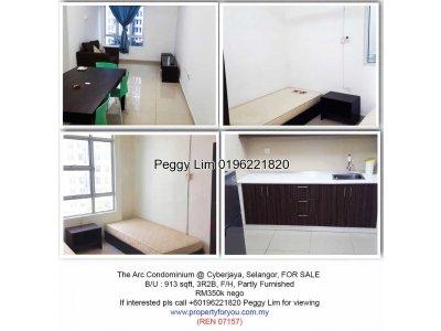 The Arc Condominium @ Cyberjaya, Selangor