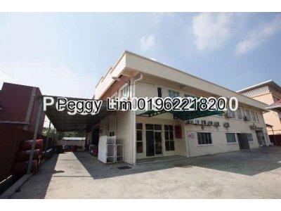 2sty Bungalow Factory for Sale, Sungai Kapar Indah, Klang, Below Market Price! RM 3.38m