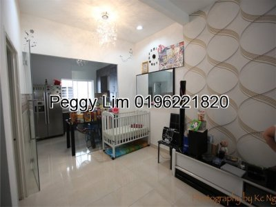 Upper Unit Townhouse For Sale , Taman Tasik Puchong, TTP 8, Puchong