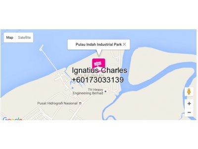 2 Acres Land in Pulau Indah Industrial Park, Port Klang